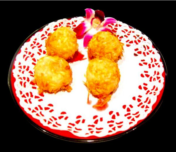 124 Cocco Giapponese Fritto